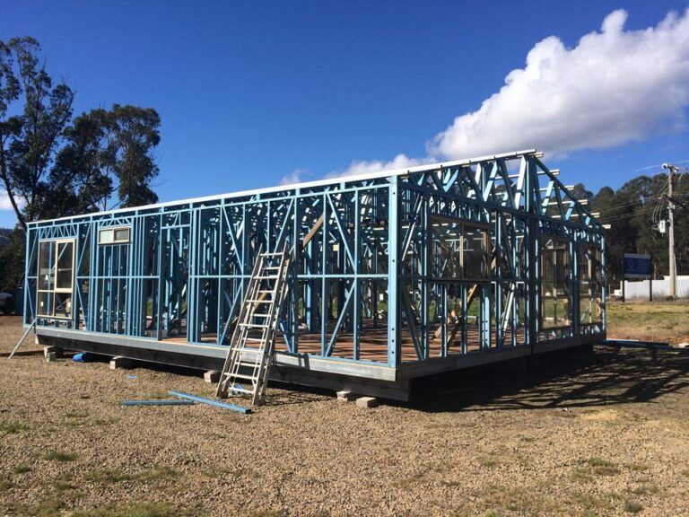 Lightweight Steel Construction from DYNAMIC